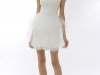 Короткое свадебное платье MARCHESA из кружева