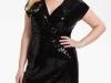 Маленькое черное платье для полных фото, Michael Kors