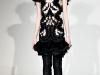 Платья с брюками Marchesa осень-зима 2011-2012