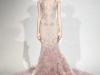 Ажурное платье со шлейфом Маркиза 2011