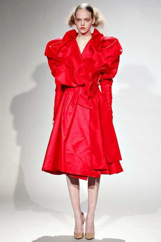 Коллекция платьев 2011-2012