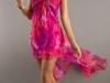 Вечернее платье мини 2012 года