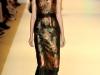 Атласное платье 2011 Carolina Herrera