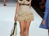 Модные вязанные платья 2011