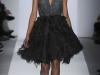 Короткое пышное платье Dennis Basso, Осень-Зима 2013-2014