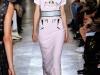 Модное длинное приталенное платье на весну 2014, John Galliano