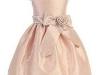 Красивые детские новогодние платья