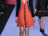 Платье оранжевое весна-лето 2012 от Viktor & Rolf