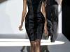 Черное платье бюстье от Hakaan