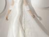 Платье для венчания со шлейфом и фатой