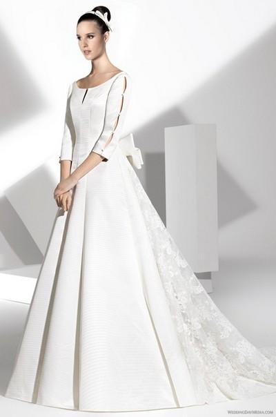 Какое платье надеть для венчания
