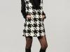 Модное платье гусиная лапка фото от LAMB, Осень-Зима 2012-2013
