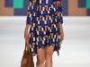 Короткое платье 2012 с принтом гусиная лапка от Milly