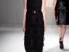 Черное платье миди Calvin Klein