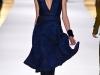 Синее платье миди Осень-Зима 2013-2014 J. Mendel