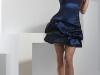 Короткое платье на одно плечо