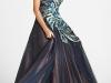 Платье через плечо фото