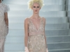Платье с паетками Chanel 2014