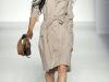 Платье сафари от Alberta Ferretti