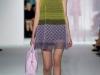 Короткое платье-сетка от Christian Dior