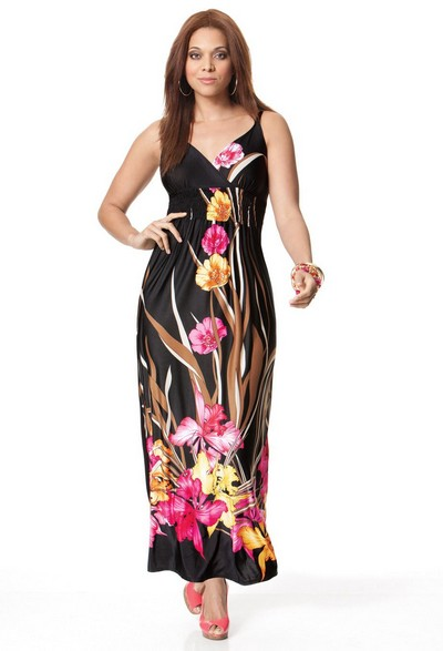 платье футляр для полных женщин