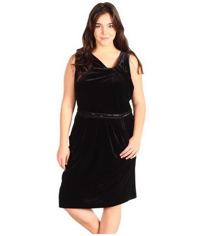 Описание: платье для полных модель 448 - Tetrabell.