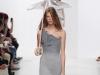 Платье с разрезом на бедре, Chalayan