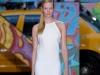 Длинное белое платье лето 2014, DKNY
