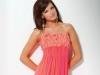 Розовое платье на 8 марта