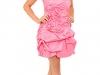 Розовые платья на День Влюбленных