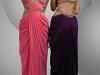 Выпускные платья 2012 с открытой спиной