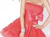 Короткое платье с пышной юбкой на выпускной 2012