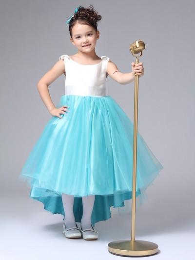 платье на выпускной в детский сад фото