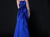 Платье с бантом сзади