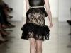 Платье с баской 2012 от Francesc by Frank Tell