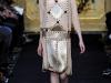 Платье с длинным рукавом Aquilano Rimondi Осень-Зима 2011-2012