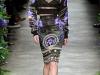 Платье с длинным рукавом от Givenchy