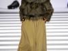 Модные платья с мехом от Jean-Charles de Castelbajac