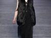 Модные платья с мехом от Kenzo