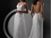 Свадебные платья фото со спины