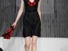Модное платье летнее с открытыми плечами от Yves Saint Laurent