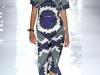 Платье с ярким принтом от Dress van Noten