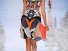 Платье с ярким принтом от Etro