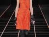 Оранжевое платье с шортами, Giorgio Armani Осень-Зима 2012-2013