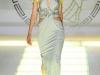 Платья с V-образным вырезом весна-лето 2012 от Versace