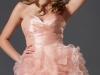Платья с воланами короткие