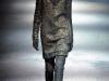 Платье с оригинальным воротником от Lanvin, коллекция Осень-Зима 2012-2013
