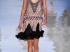 Фасоны платьев с заниженной талией 2012 от Etro