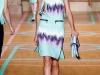 Платье с заниженной талией фото, Versus 2012