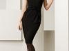 Маленькое черное платье-трансформер от Donna Karan